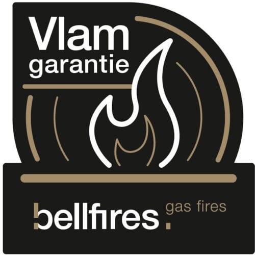 Vlamgarantie van Barbas Bellfires