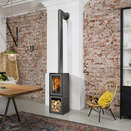 Spiksplinternieuw Wood fireplaces - Barbas Bellfires EN QO-58