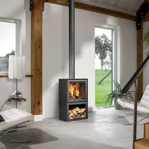 Nieuw Wood fireplaces - Barbas Bellfires EN ZZ-55