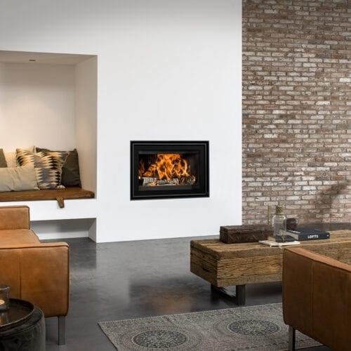 Betere Wood fireplaces - Barbas Bellfires EN FD-57