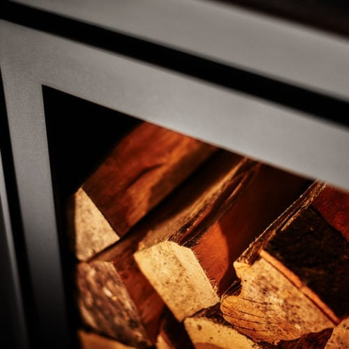 What is the best wood for a wood-burning stove?