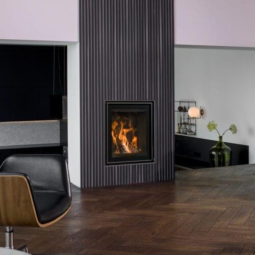 Verrassend Wood fireplaces - Barbas Bellfires EN UQ-65