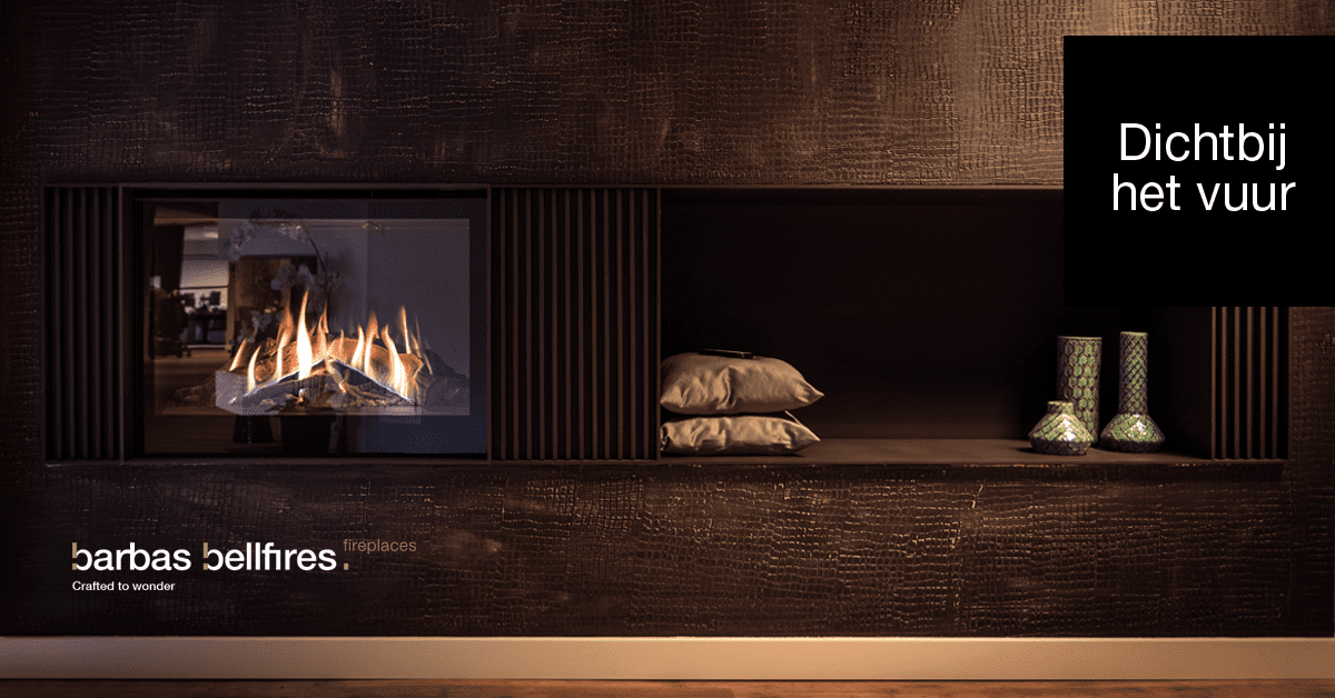 Close to the fire: 6 home trends